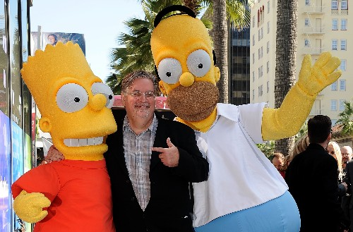 The creator of The Simpsons and Futurama is making a show for Netflix