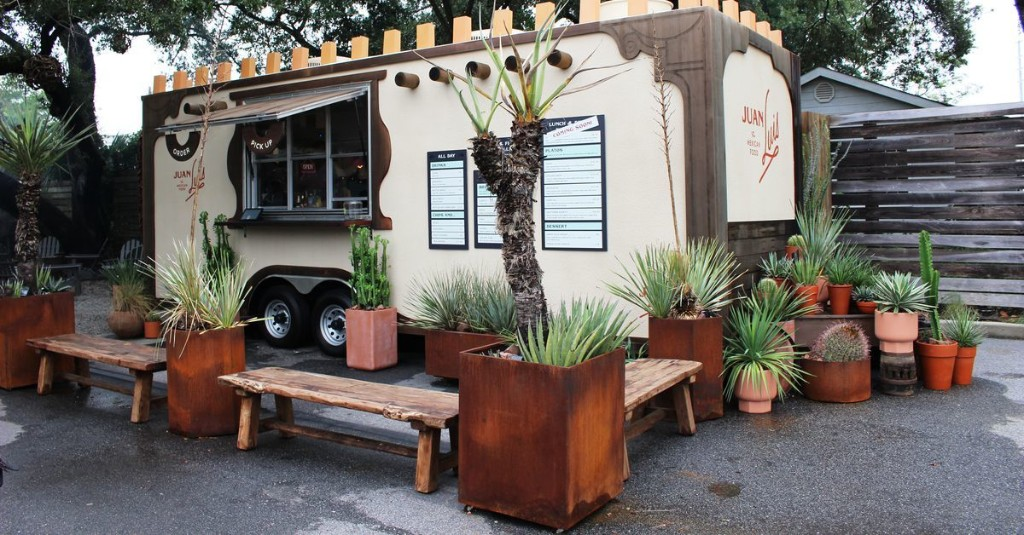 Breakfast Tacos Appear in Lewis Barbecue Parking Lot