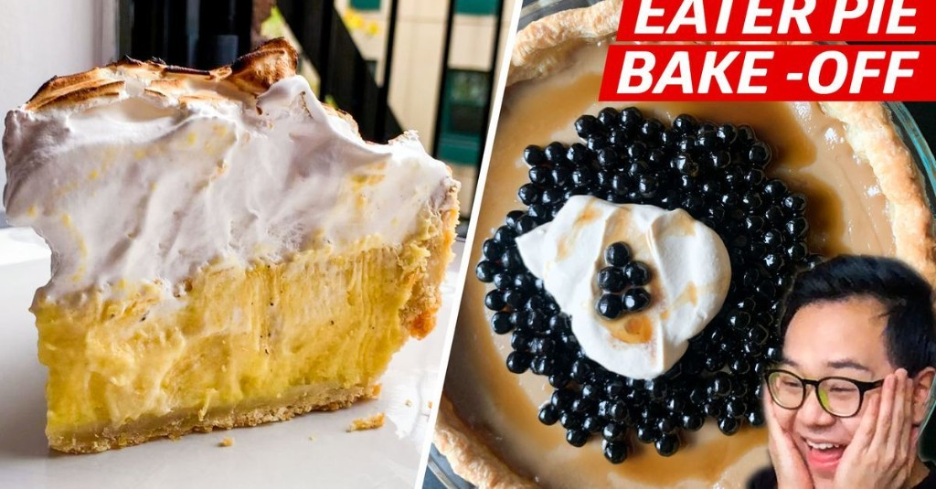 Five Eater Staffers Compete to Bake the Best Pie