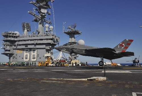 The US Navy is giving up on fighter pilots and turning to drones