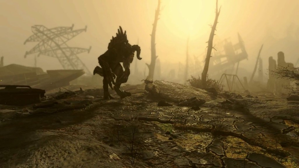 Fallout 4 is unapologetically hardcore, an amazing thing for a mainstream game in 2015