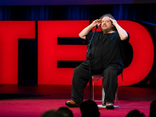 Watch: The TED Talk that people at TED were talking about