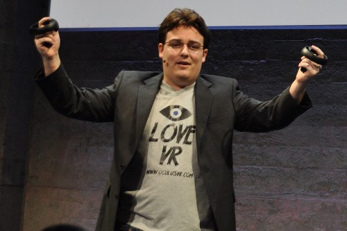 Oculus Rift Inventor Palmer Luckey: Virtual Reality Will Make Distance Irrelevant (QA)
