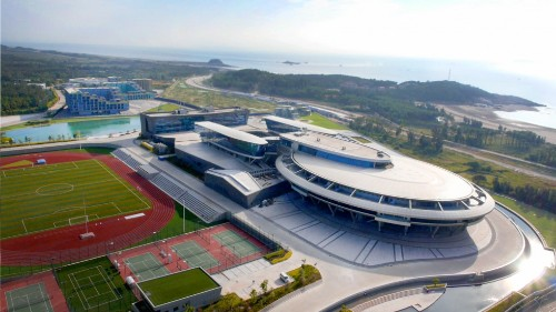 Chinese tech exec spends $100M to create Star Trek-inspired offices