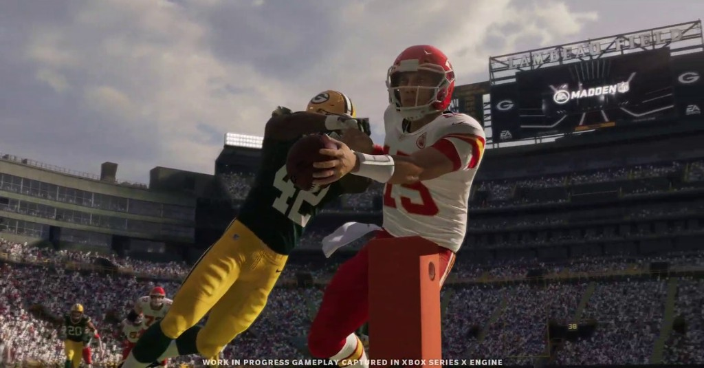 After outcry, EA extends free upgrade offer for Madden on Xbox Series X
