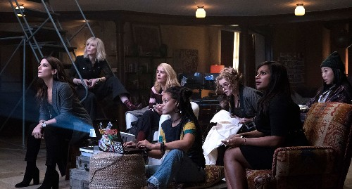 New trailers: Ocean's 8, Sicario 2, and more