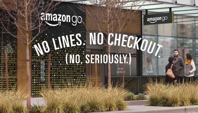 Amazon is reportedly bringing a cashier-less Go store to London