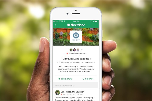 Nextdoor's new Kindness Reminder wants to stop neighbors from being so mean