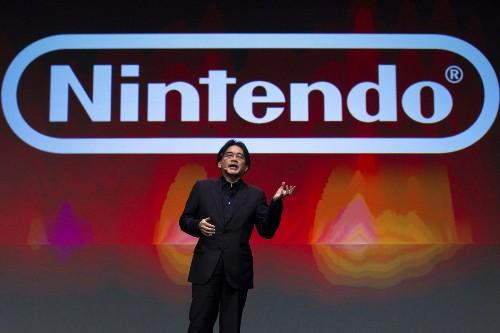 Satoru Iwata was Nintendo