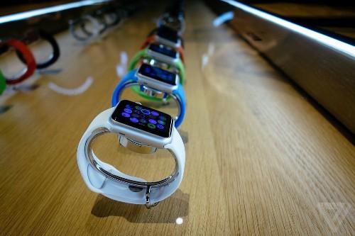 Apple shipped 11.6 million Apple Watches last year, says IDC