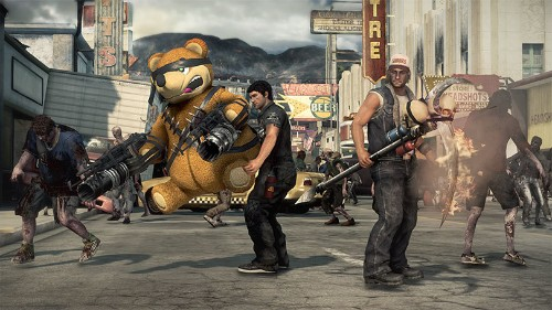 'Dead Rising 3' gets a massive 13GB patch