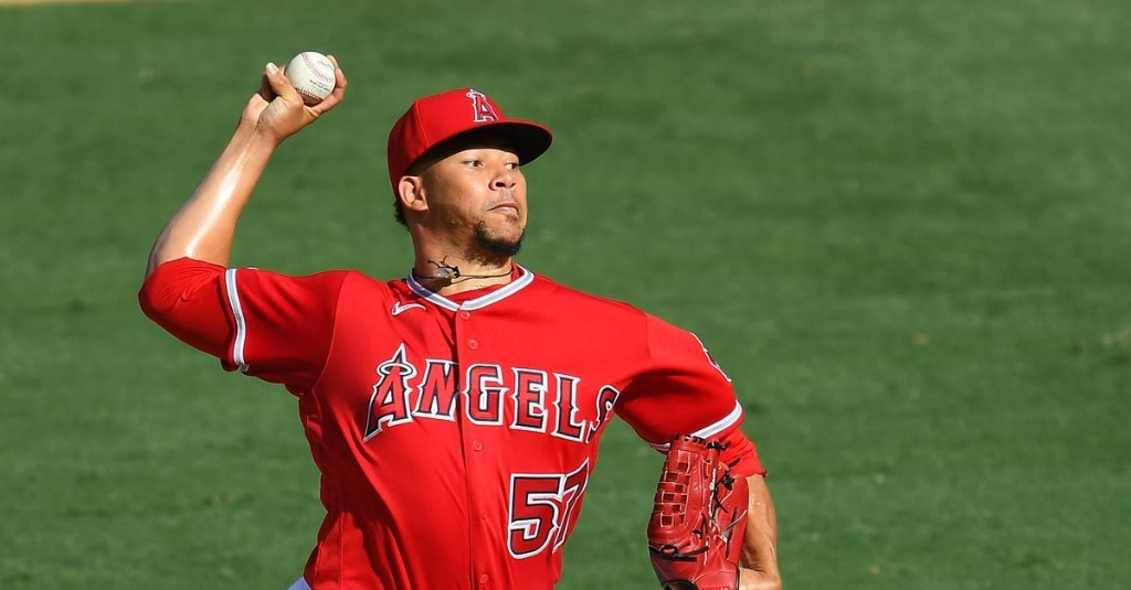2020 Angels in review: Hansel Robles