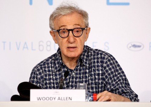 Amazon paid $15 million for Woody Allen's new movie