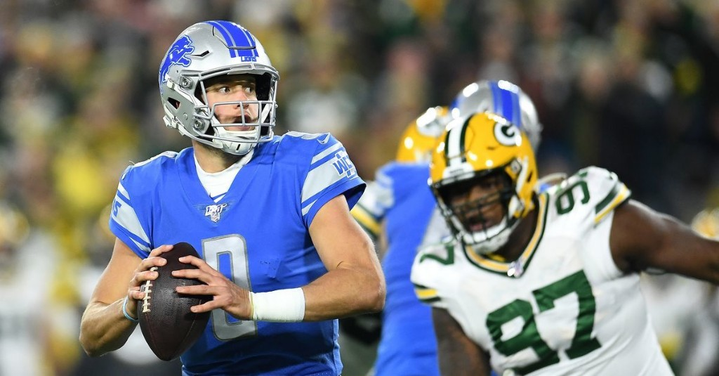 Detroit Lions vs. Green Bay Packers watch party, live commentary, squares contest