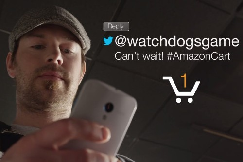 Amazon now lets you shop through Twitter