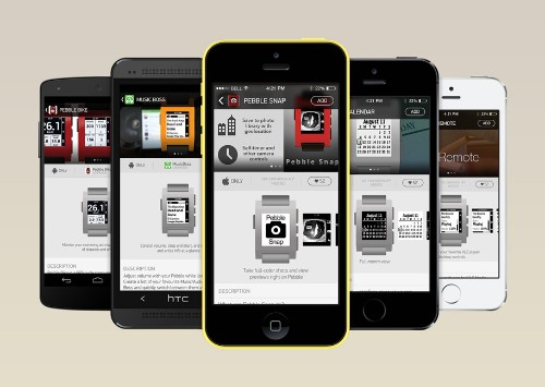 Pebble launching its own app store early next year