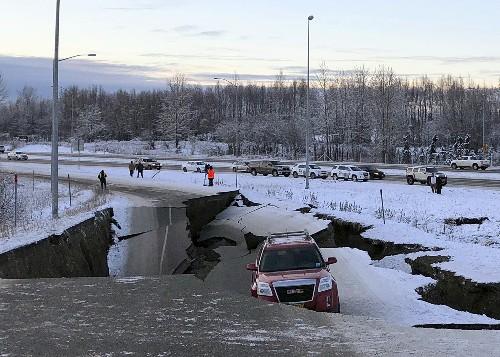 Alaska's earthquake didn't kill anyone—here's why