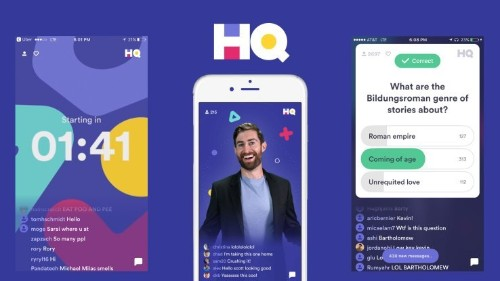 Viral trivia sensation HQ looks like the future of both mobile gaming and live TV