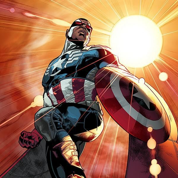 Marvel is replacing Steve Rogers with the new, black Captain America
