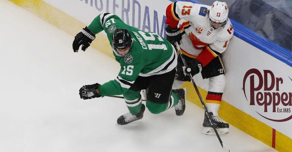 Dallas Stars Face Confident Calgary Flames in Game 2