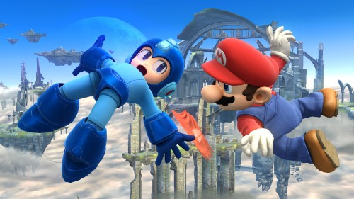 'Super Smash Bros.' is coming to Wii U on November 21st