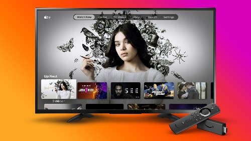 Apple TV app launches on Amazon Fire TV devices