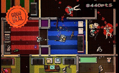 Pay what you want for 'Hotline Miami,' 'Thomas Was Alone,' and more in latest Humble Bundle