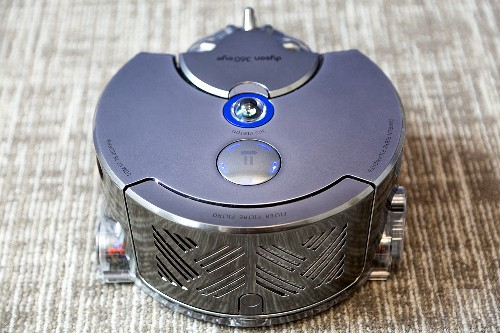The Dyson 360 Eye is the best robotic vacuum, which is why it's $1,000
