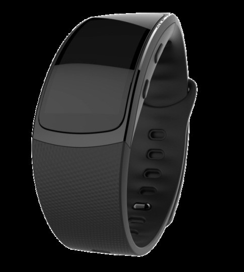 Samsung accidentally leaked images of its Gear Fit 2 and Gear IconX