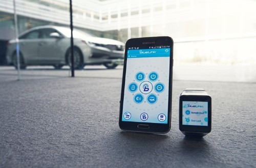 Hyundai will let you start your car with an Android Wear watch