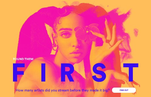 Music snobs will love Spotify's Found them First tool