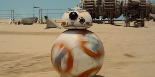 Bill Hader and Ben Schwartz are the voices behind BB-8