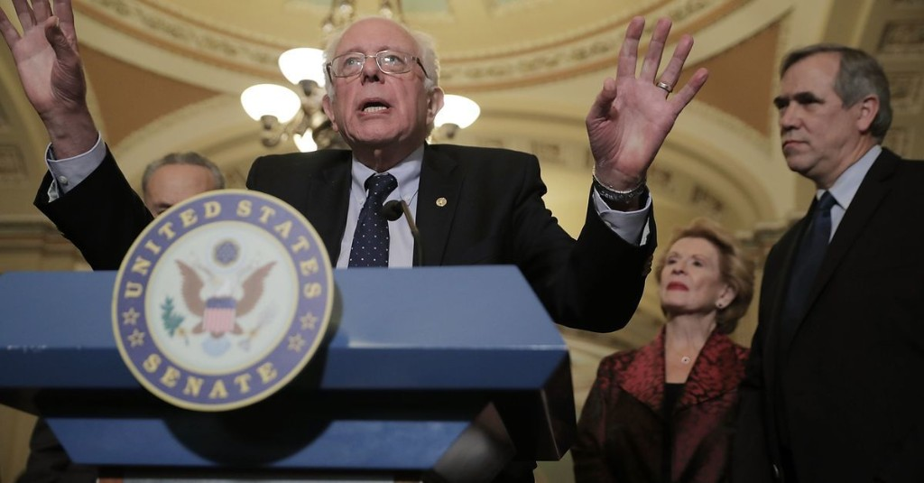 Bernie Sanders and Jeff Merkley have a plan to protect you from facial recognition