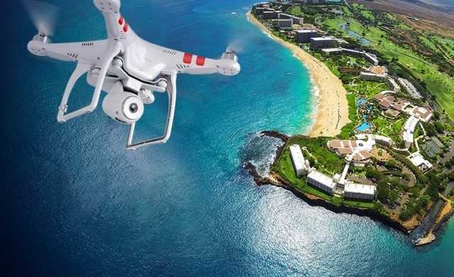 DJI's latest Phantom drone beams aerial footage to your phone