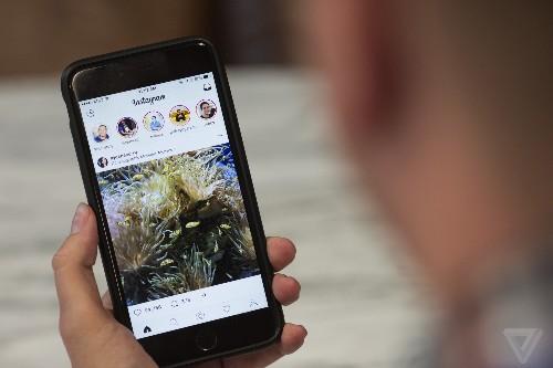 No one is using Facebook stories, so Facebook is borrowing Instagram's