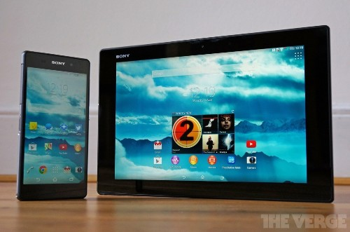 Xperia Z2 and Z2 Tablet review: One Sony, two devices