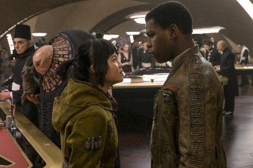 The Last Jedi Blu-ray is a chance to reevaluate the film's casino subplot
