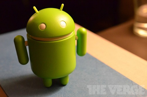 Google is reportedly working on a virtual-reality version of Android