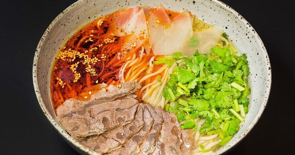 New York Chain Brings Chinese Hand-Pulled Noodles to Westwood