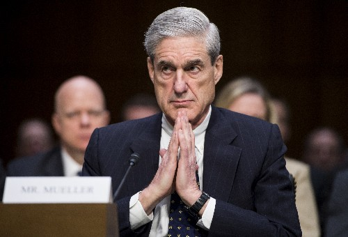 The scientific maneuver Mueller used that implicates the president