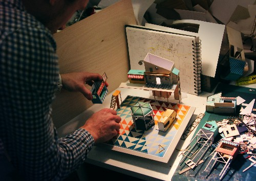 The stunning 'Lumino City' is a video game made of paper instead of polygons