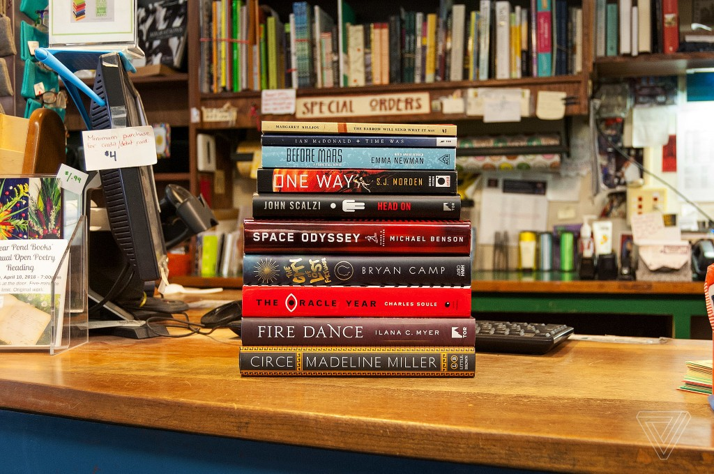 16 new science fiction and fantasy books to read this April