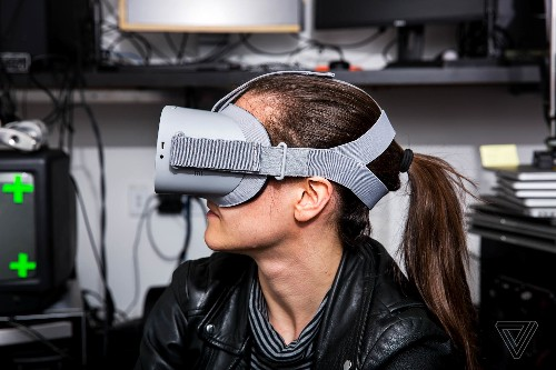 Oculus is dropping the Oculus Go from its business platform