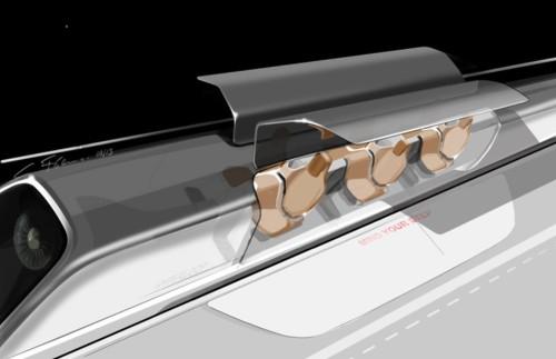 Elon Musk reveals plans for high-speed Hyperloop