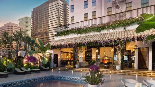 The remodeled Hotel Figueroa wants to change the way you think about cocktails