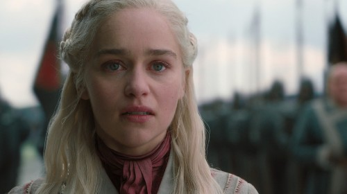 Daenerys, the Mad King, and the final descent of Game of Thrones