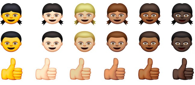Apple's new multicultural emoji are (almost) here