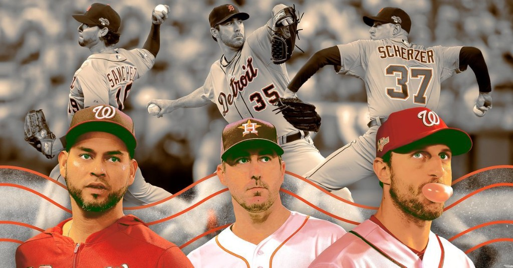 How the Detroit Tigers Super-Rotations That Failed to Win a Title Explain Playoff Baseball Today