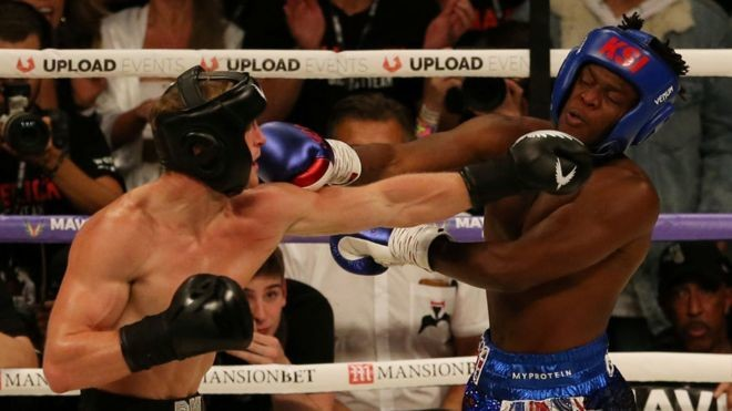 YouTube's biggest boxing rematch isn't going to stream on YouTube