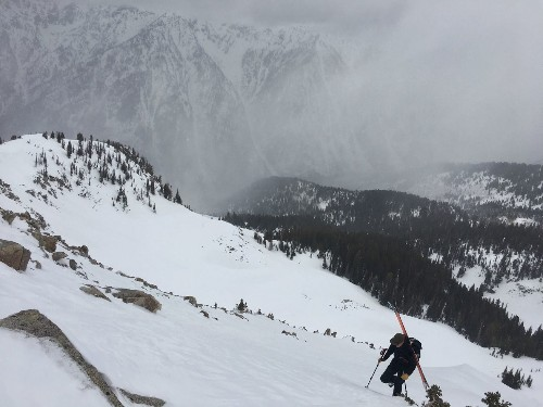 Avalanche experts urge backcountry travelers to make conservative choices in the wake of coronavirus, resort closures